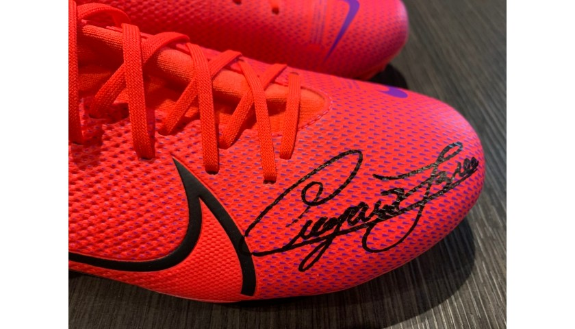 Nike Mercurial Boots - Signed by Neymar