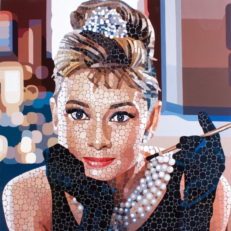 """""""Audrey Hepburn"""" di Paul Normansell"""