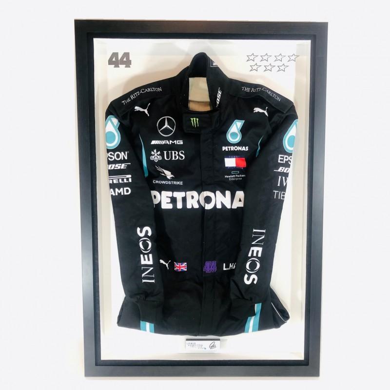 Lewis Hamilton Mercedes Formula 1 Race Suit