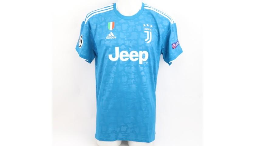 Ronaldo S Official Juventus 2019 20 Signed Shirt Charitystars