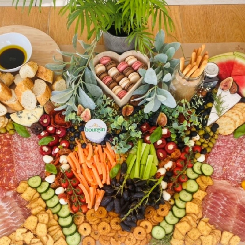 Corporate Grazing Party Package for 10