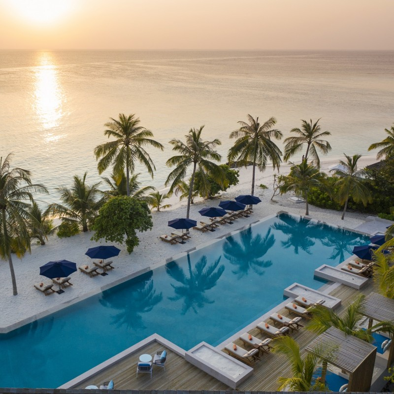 Enjoy a 6-Night Stay in the Maldives