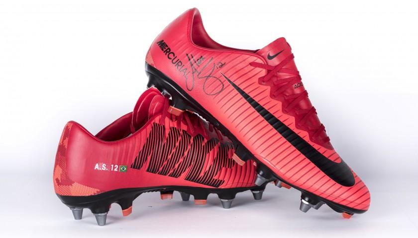 famoso marchio di stilisti imbattuto x più recente scarpe da calcio tacchetti misti personalizzate