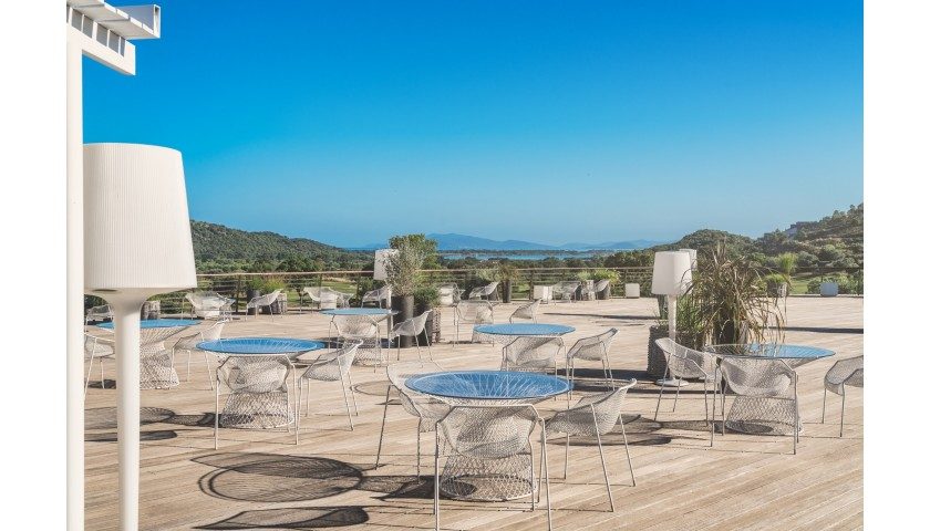 Enjoy a Two-Night Stay for Two at Argentario Golf Resort & Spa