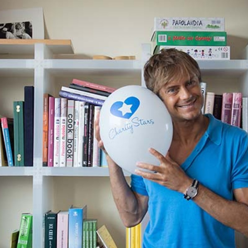 An ice-cream with Guido Martinetti, Grom founder