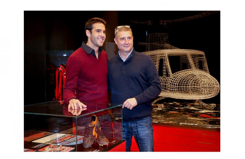 Mondo Milan Museum Tour with Daniele Massaro