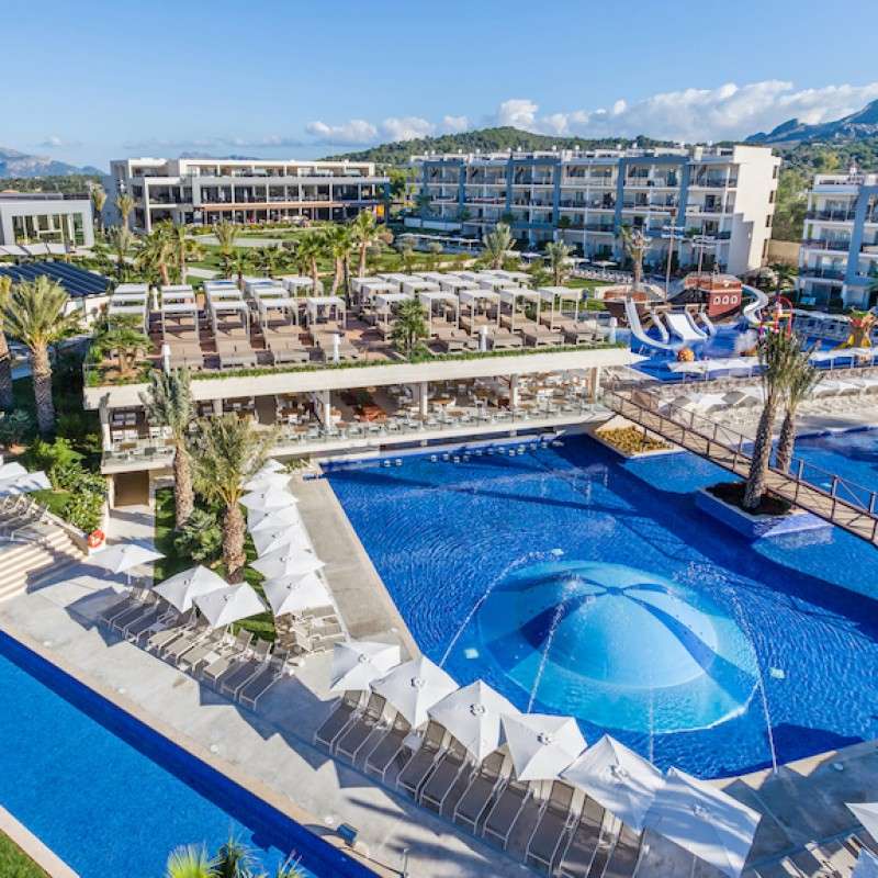 4 Night Stay at Zafiro Palace Hotel, in Mallorca for Two People