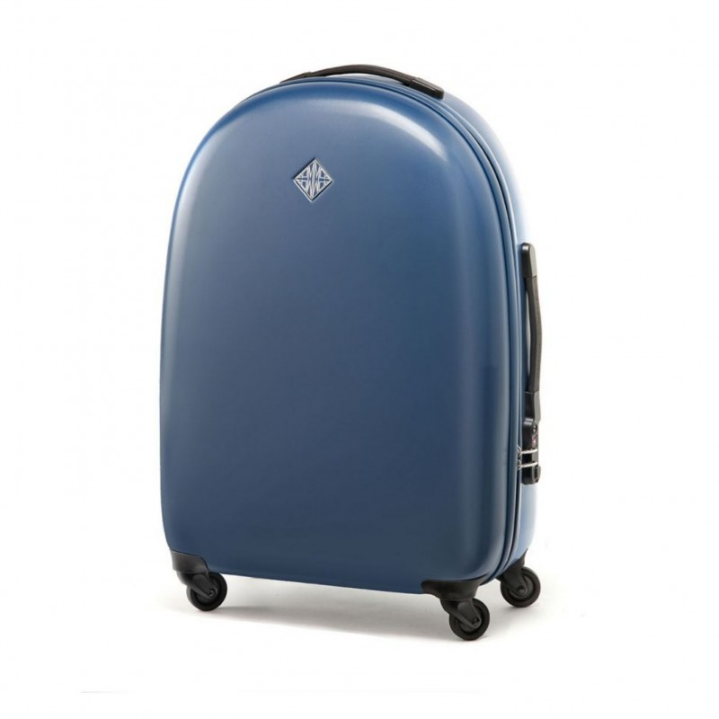Blue Spinner 67 Trolley Bag