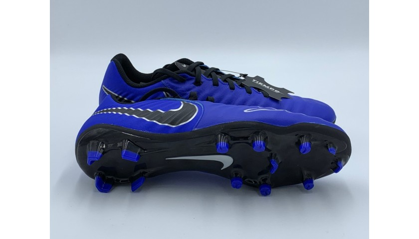 Nike Tiempo Legend Boots - Signed by Andrea Pirlo