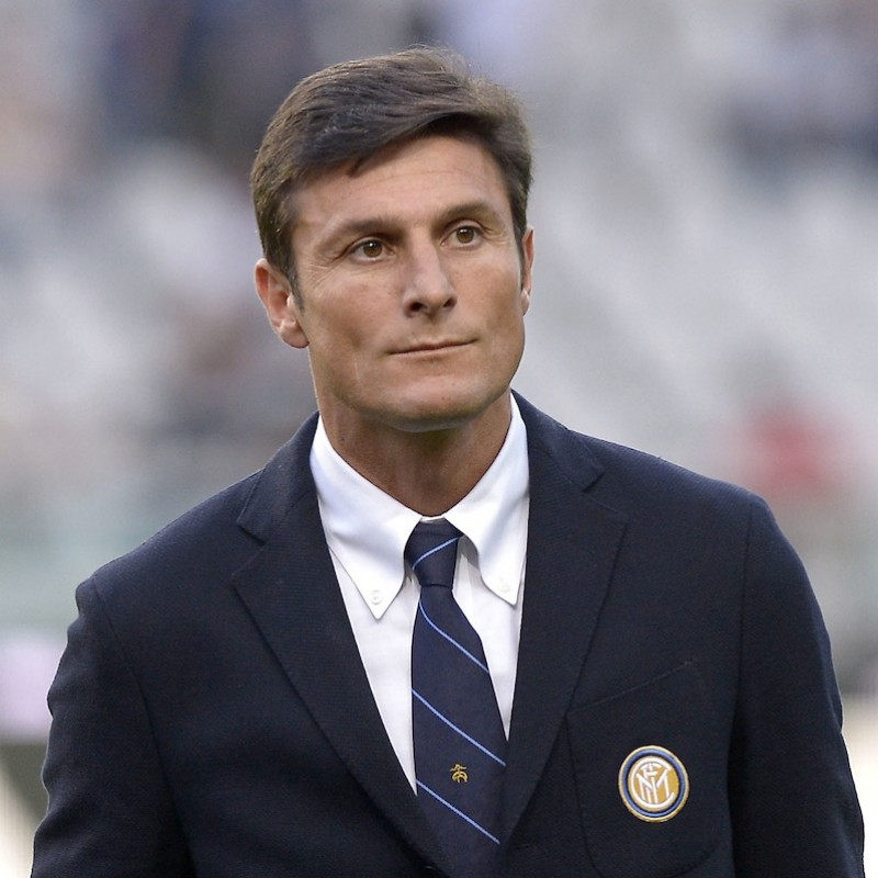 Have a Drink with Javier Zanetti