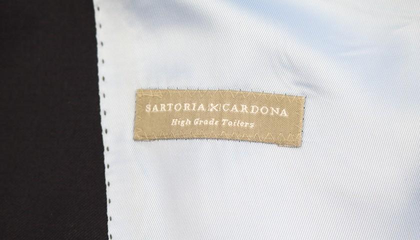 Sartoria Cardona Suit Worn by Sergej Milinkovic-Savic