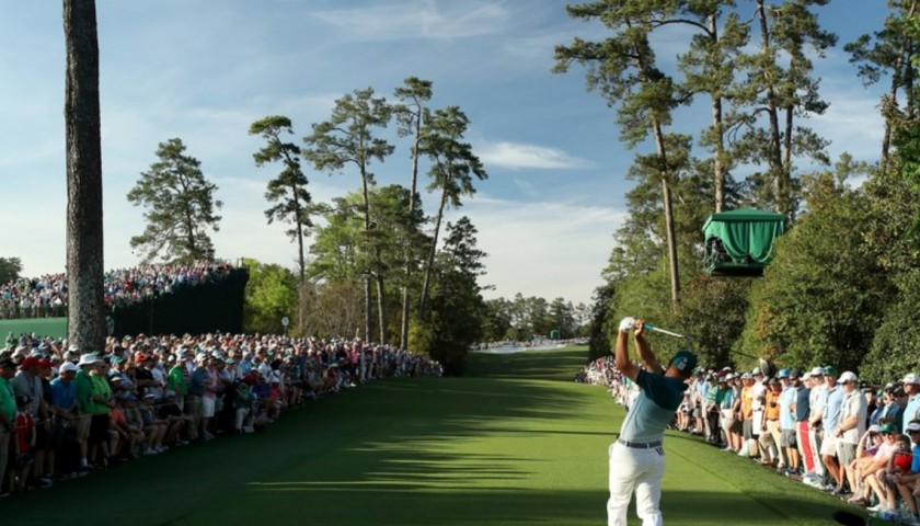 Attend Wednesday's Practice Round at The Master's
