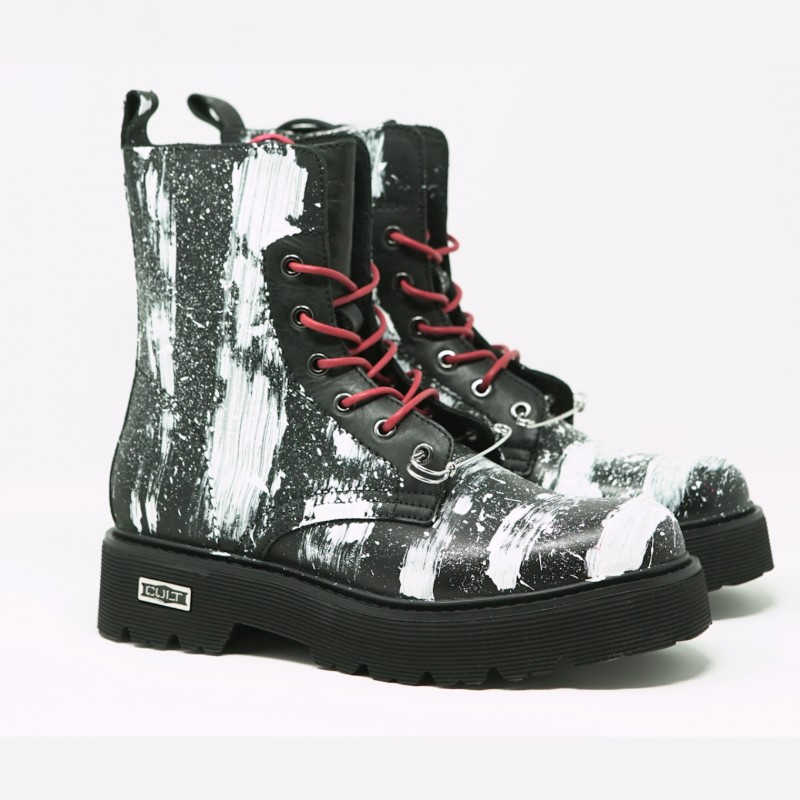 Cult Women's Personalized Amphibian Boots