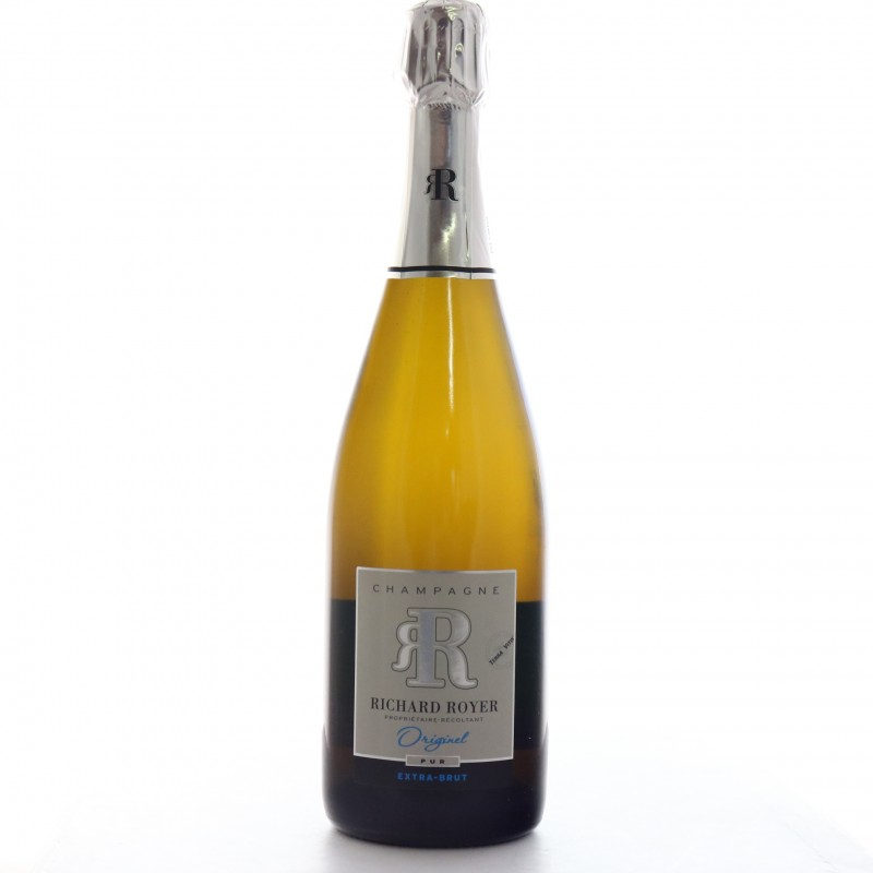 6 Bottiglie di Champagne Richard Royer Extra Brut
