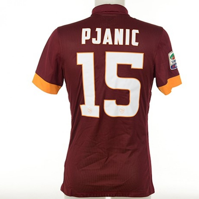 Pjanic's Special 2014/15 Chinese New Year Shirt