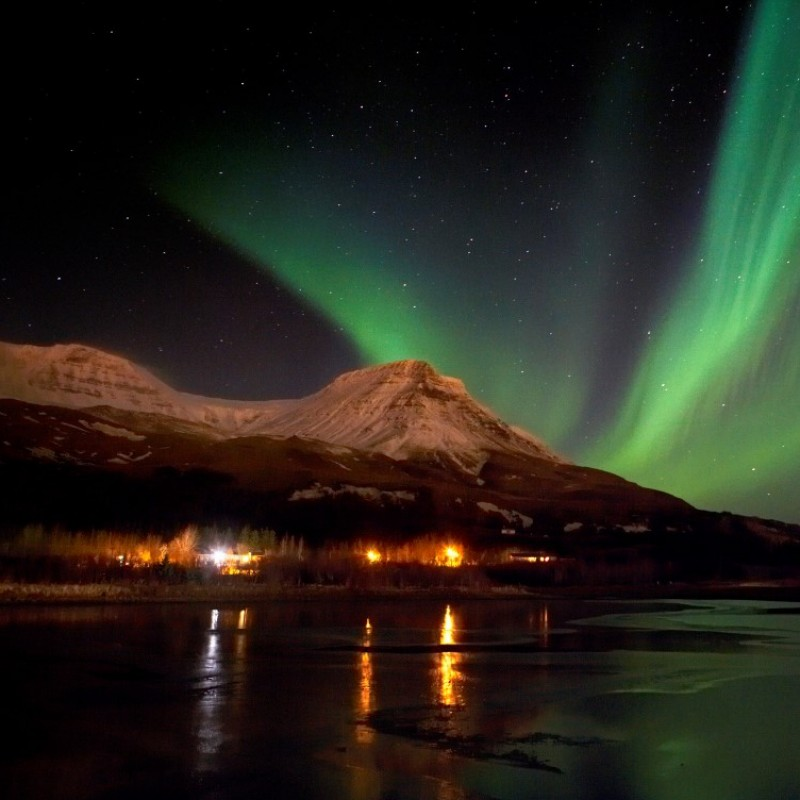The Northern Lights Sightseeing for Two