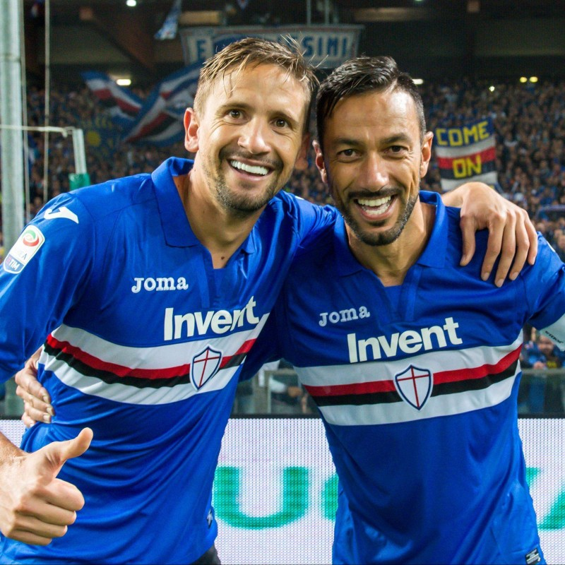 Watch Sampdoria-Genoa from the Tribuna Centrale with Hospitality