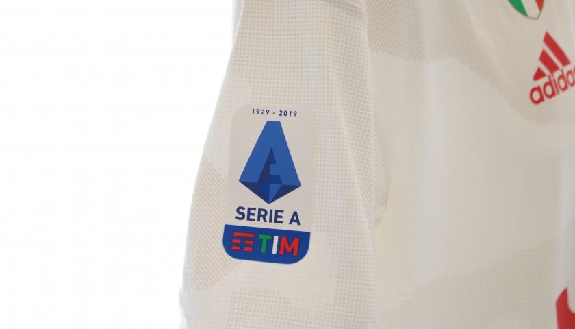 Ronaldo's Juventus Signed Match Shirt, Serie A 2019/20
