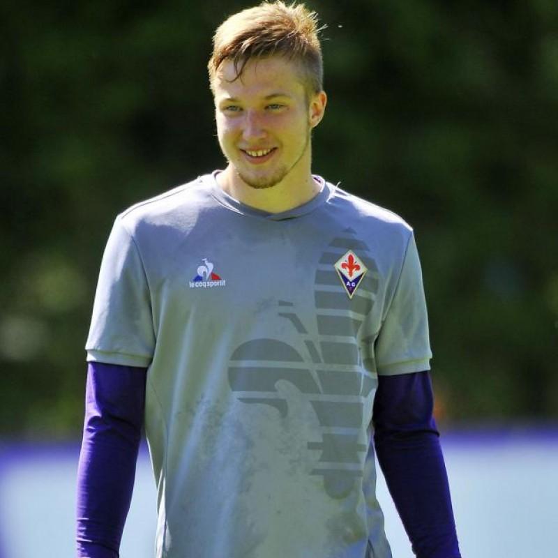 Makarov's Fiorentina Match Shirt, 2015/16