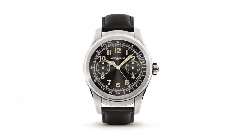 Exclusive Smartwatch Montblanc Summit