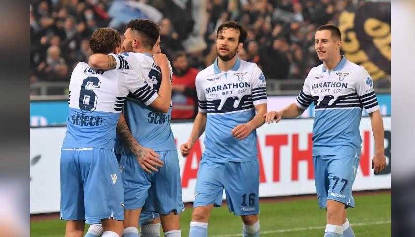 Patric's Match Shirt, Lazio-Roma 2019 - Special Paideia ...