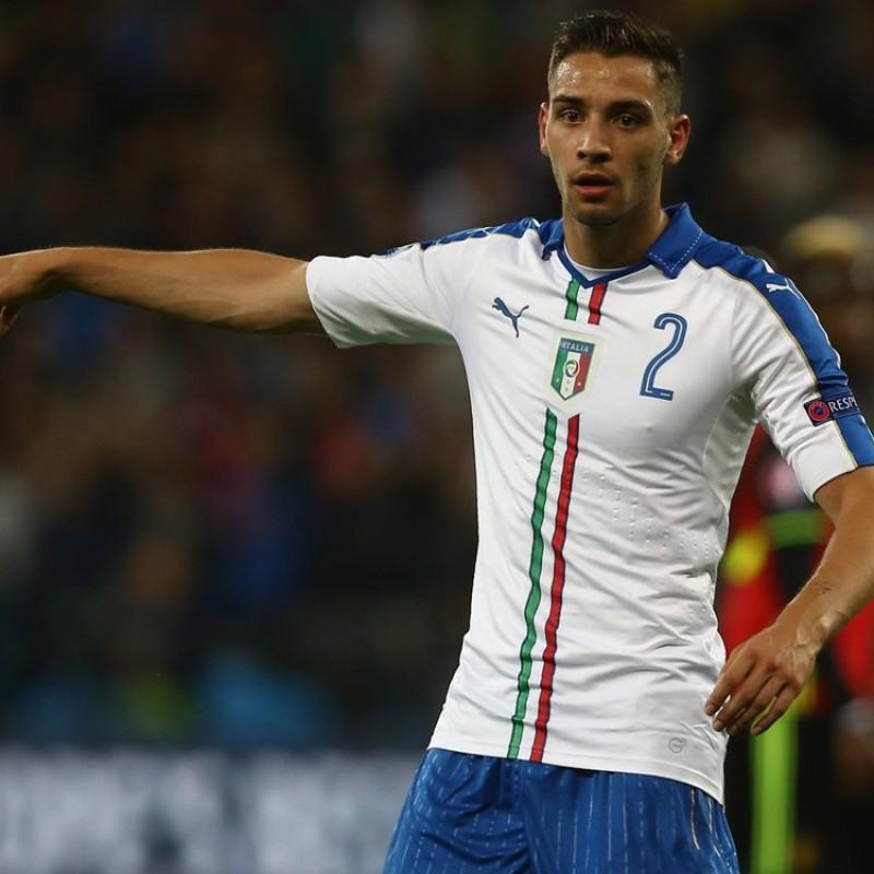 De Sciglio's Euro 2016 Match-Issued Shirt