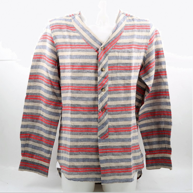 Margherita Maccapani Missoni's Striped Missoni Blouse