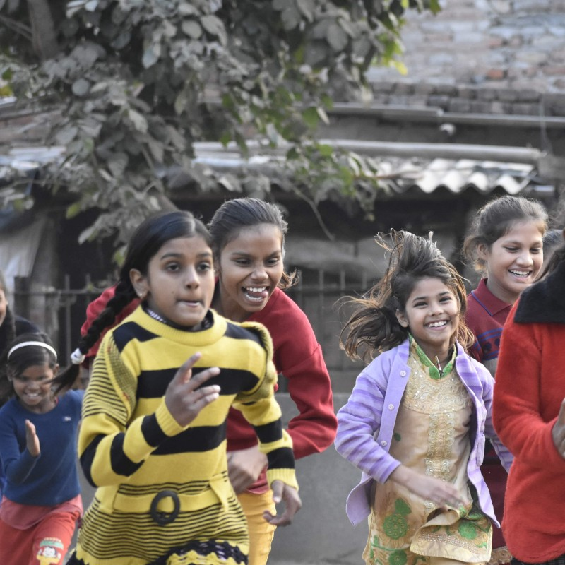 Building Resilience for Children in India