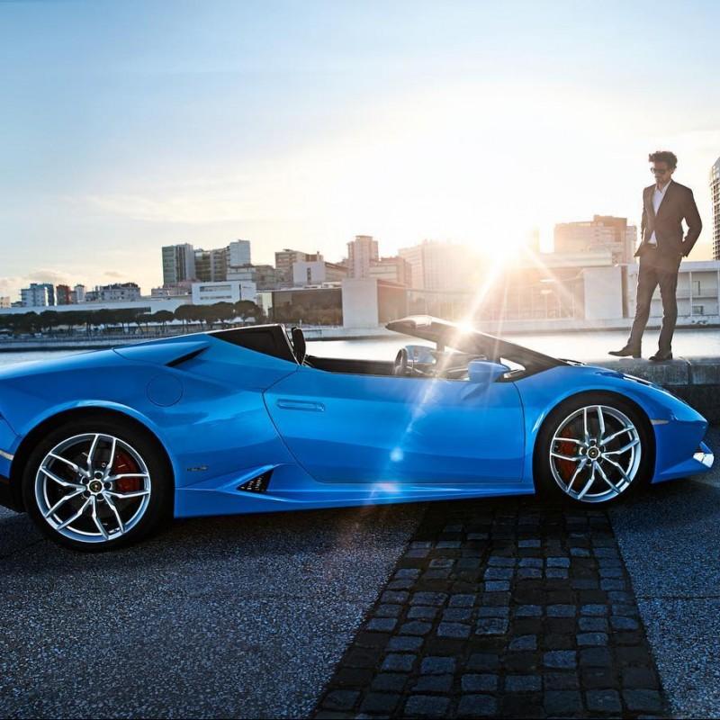 Lamborghini Drive Experience