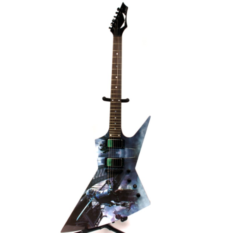 Signed Megadeth Dystopia Guitar