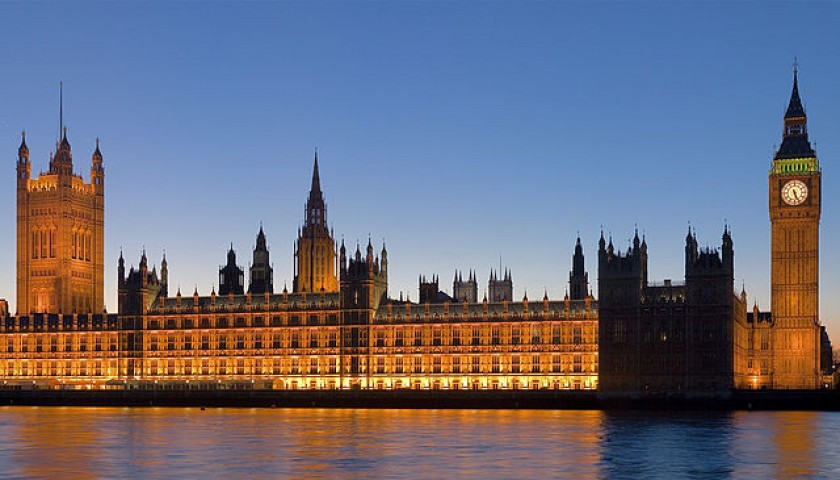 High Tea for Two at the House of Lords with Lord Birt, Plus a Personal Tour of the Palace of Westminster
