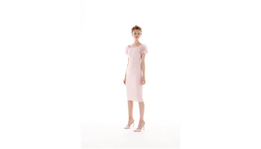 Minou Illusion Dress by Chiara Boni