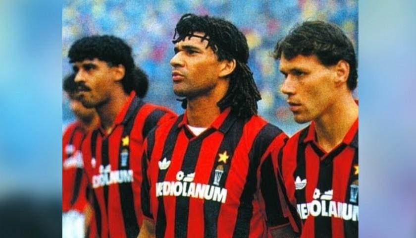Gullit's AC Milan Match Shirt, 1991/92 Season