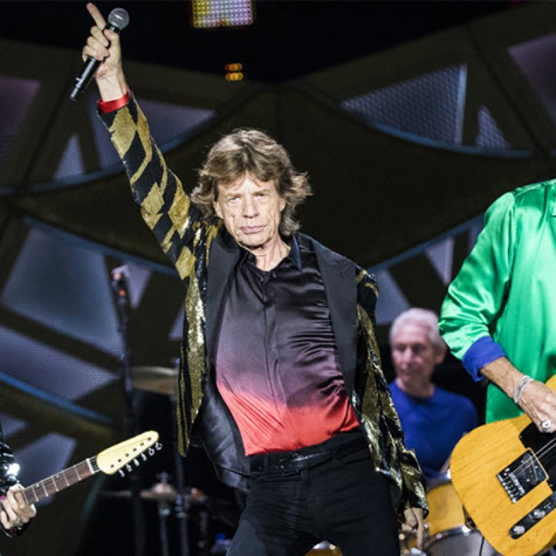 2 VIP Tickets to See the Rolling Stones Show at London's Twickenham Stadium