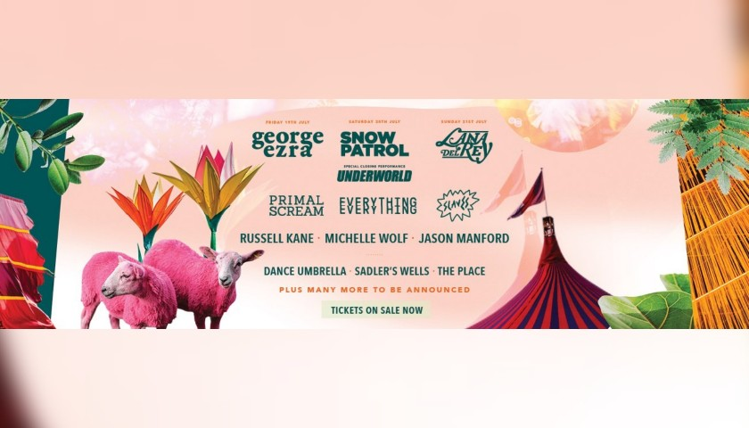 2 Weekend Tickets for Latitude Festival