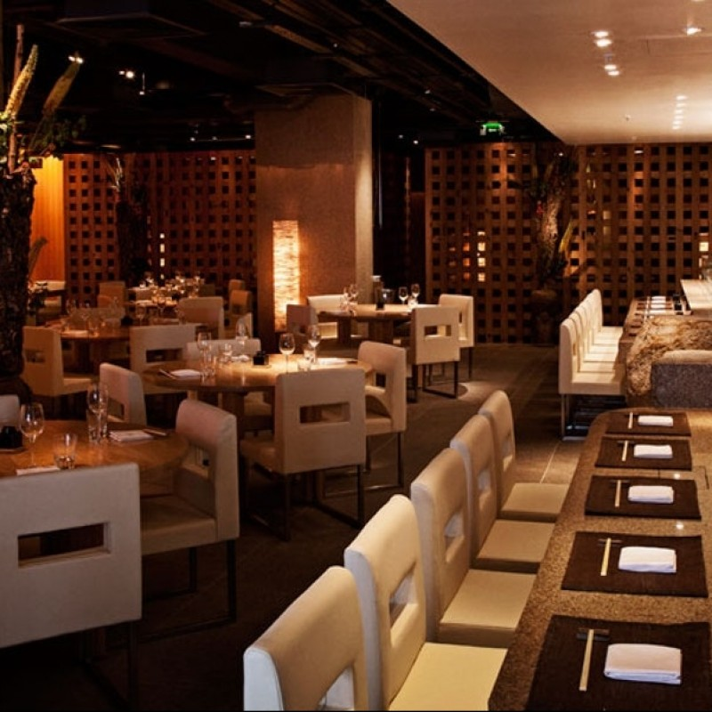 43 - Dining Experience With Wine for Four at Zuma