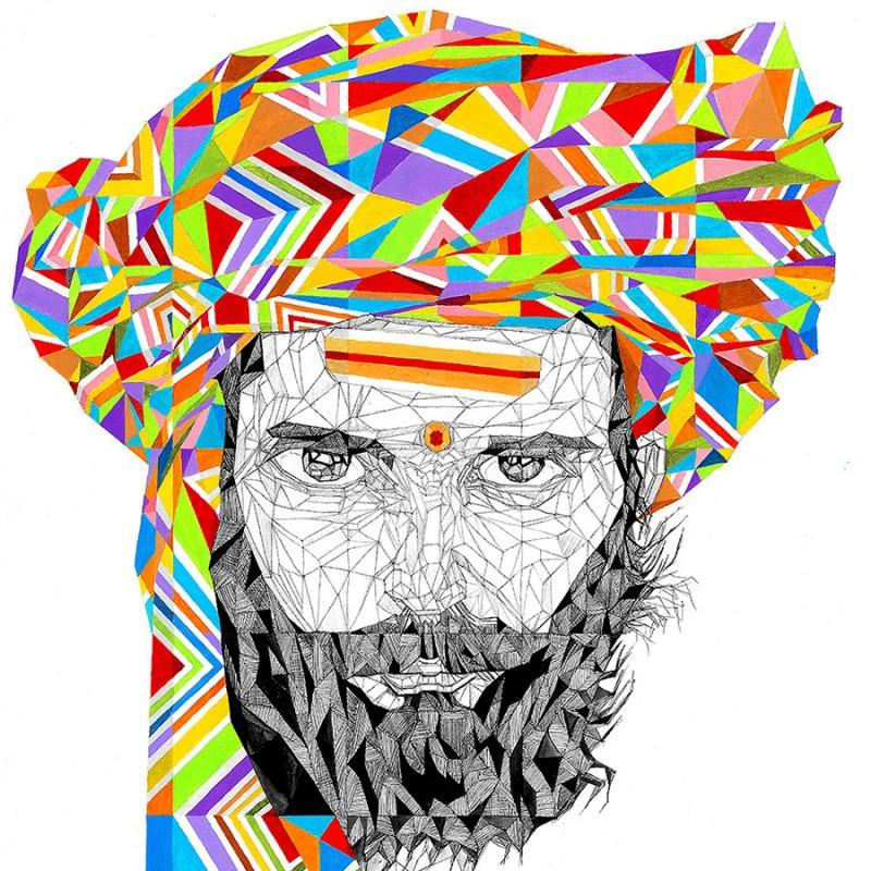 """The Guru"" by Asare Adjei"