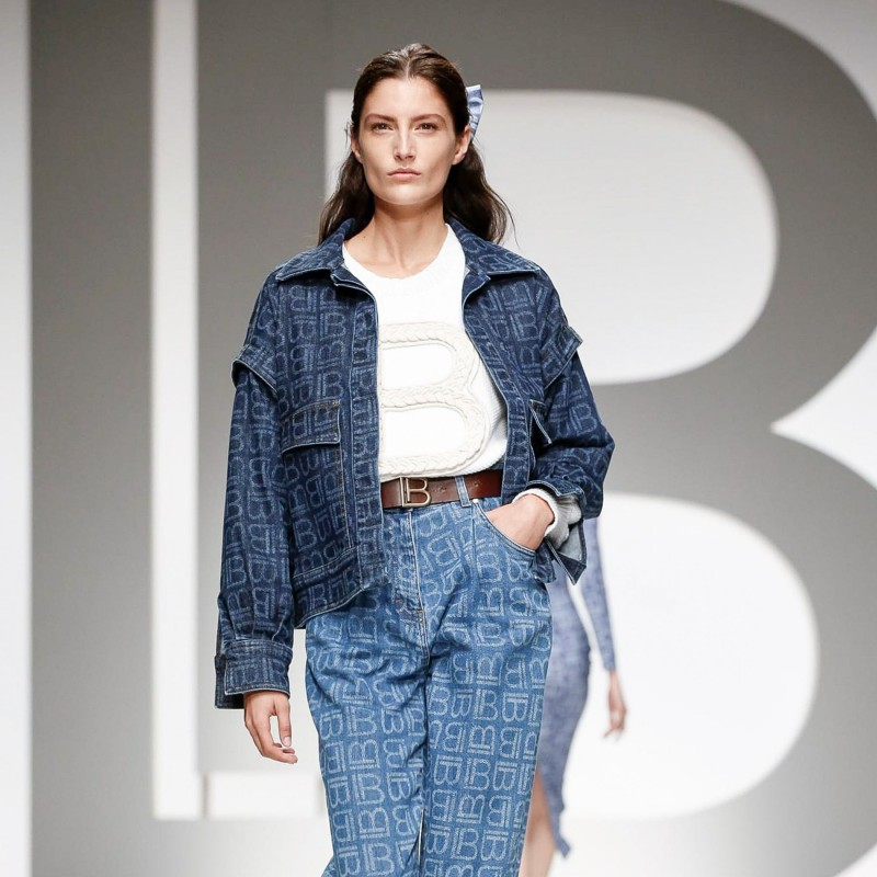 Attend the Laura Biagiotti Show F/W 2020/21