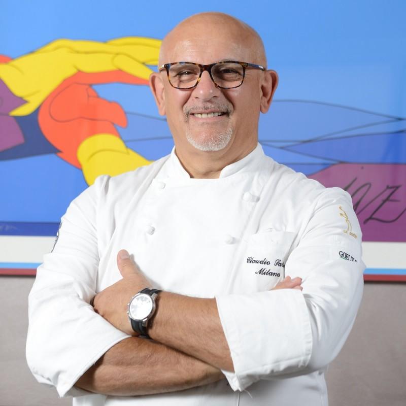 Dinner for Two in Claudio Sadler's Michelin-Starred Restaurant in Milan