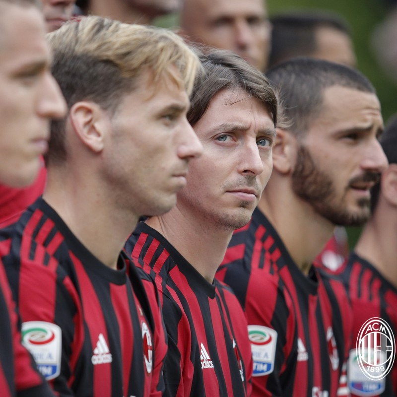 Become an AC Milan Player and Play the San Siro CharityDerby