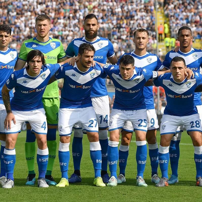 Gastaldello's Worn Shirt, Brescia-Cagliari 2020