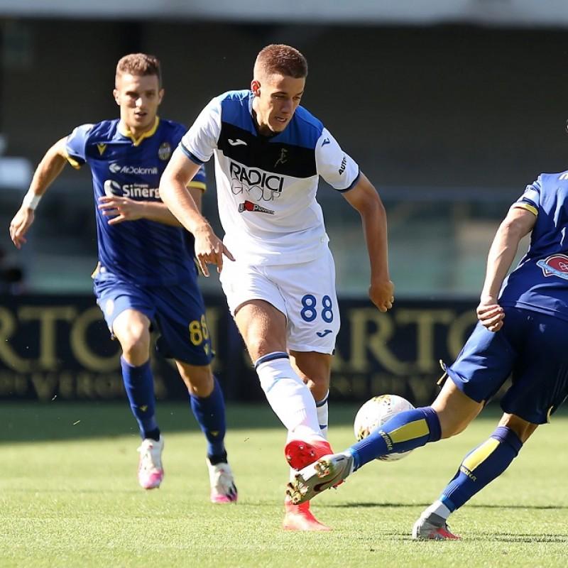 Pasalic's Match-Issued Shirt, Hellas Verona-Atalanta 2020
