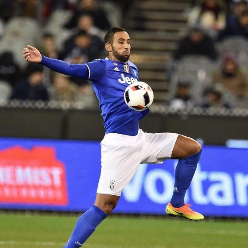 Benatia's Juventus Match Shirt, TIM Cup 2016/17