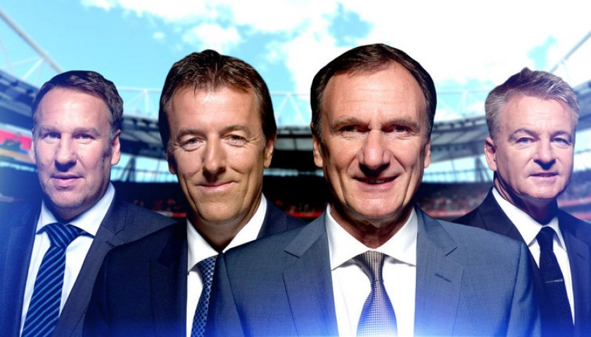 Attend Gillette Soccer Saturday Live from the Studio