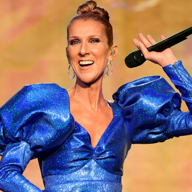 Celine Dion in Concert in Manchester for Two