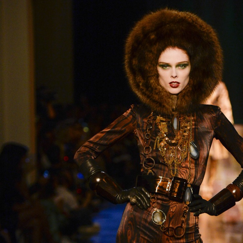 Attend Jean Paul Gaultier's Paris Show