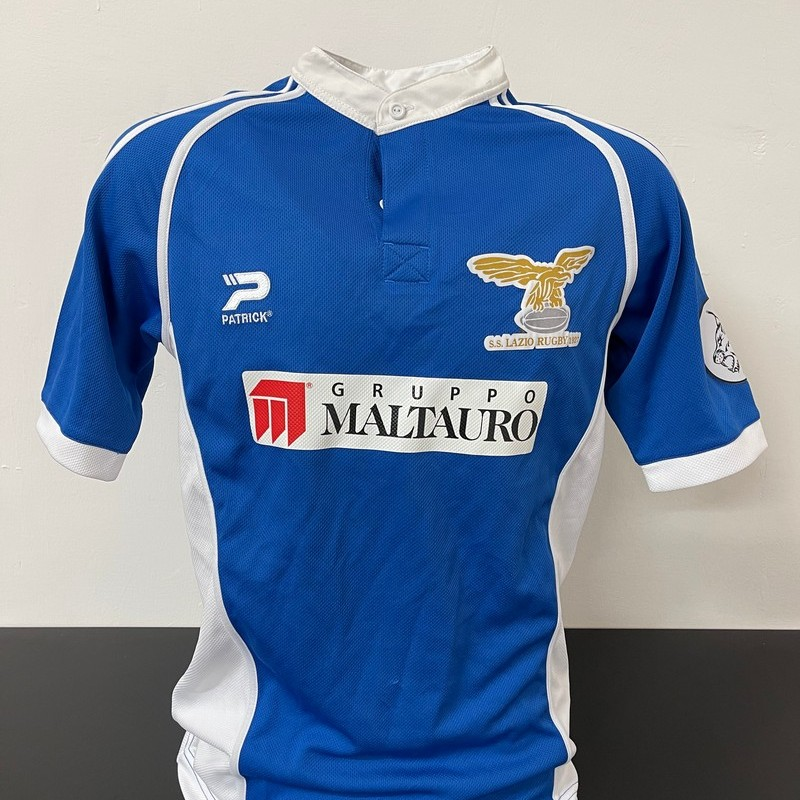 Lazio Rugby Match Shirt