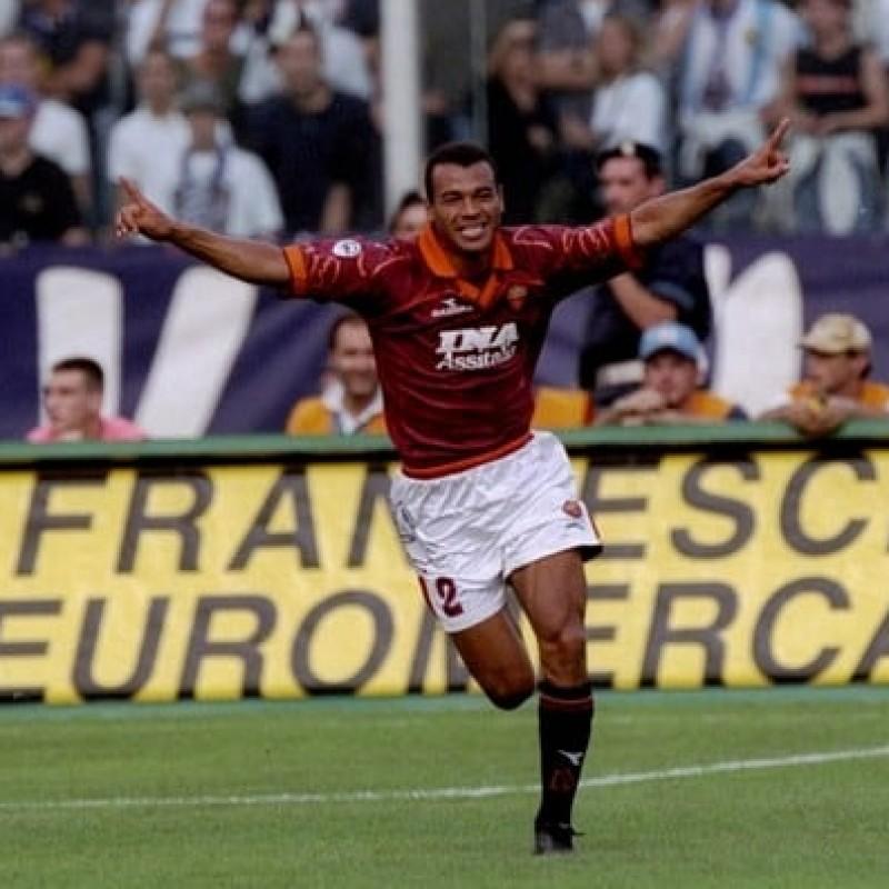 Cafù's Match Shirt, Roma-Torino Memorial Cecchi Gori 1999