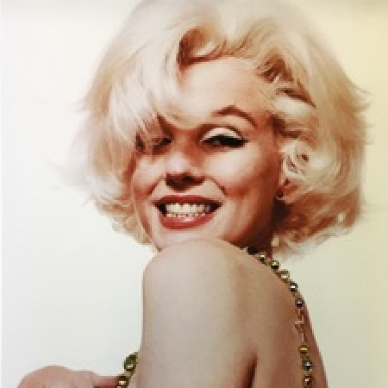 """Marilyn"" by Bert Stern"