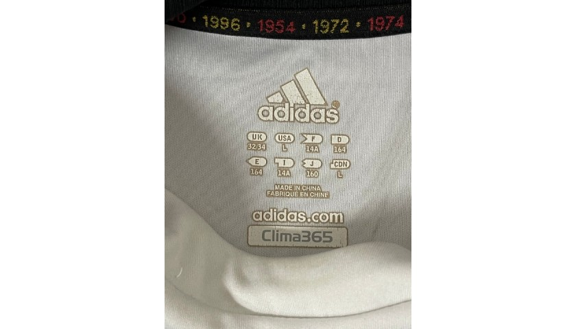 Gomez's Official Germany Signed Shirt, 2008